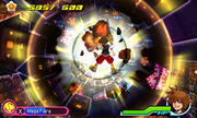 Dive Mode Mega Flare KH3D