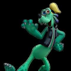 Forma Monstruo de Goofy