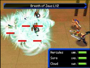 Kingdom Hearts Re-coded Gameplay 3 (Olympus RPG)
