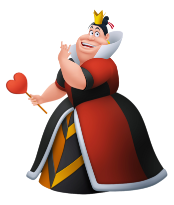 Queen of Hearts KHREC