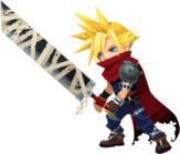 Cloud (Batalla) KHX