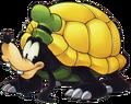 Goofy- Tortoise Form (Art) KHII.png