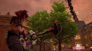 Kingdom Hearts III Expert Combat contre la Marée démoniaque