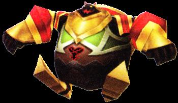 Clay Armor