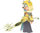 Foreteller Gula (Battle) KHX