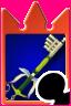 Harpe Féérique (carte)