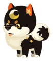 Pupmoon (Noir) KHUX
