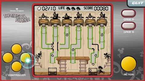 Classic Kingdom Union χ Cross - The Musical Farmer (Game B)