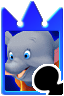 Dumbo (card)