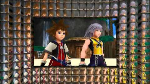 KINGDOM HEARTS 3D Dream Drop Distance Trailer 01