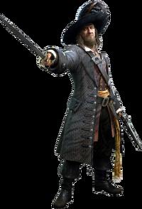 Captain Barbossa KHIII