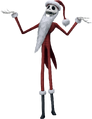 Jack Skellington (Père Noël) KHII