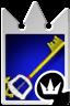 Kingdom Key D (card)