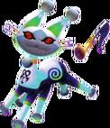 Necho Cat (Rar) KH3D