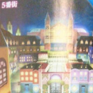 Quinto Distrito de Ciudad de Paso en <i>Kingdom Hearts 3D</i>