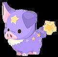 Pigstar (Violet) KHUX