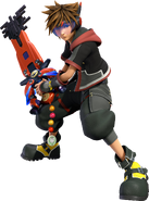 Sora (Big Hero 6) KHIII