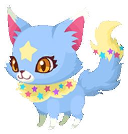 Blue Kitstar (Spirit) KHUX