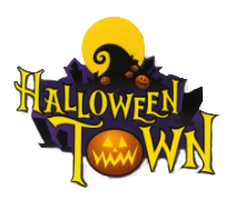 filehalloween town logo khpng