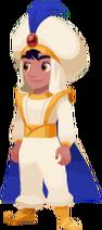Aladdin (Prince Ali Ababwa) KHUX