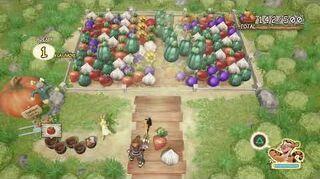 Kingdom Hearts III Mini-jeu Farandole de légumes de Tigrou (Histoire)