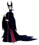Maleficent KHIII