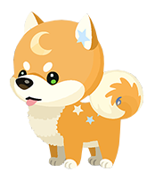 Orange Pupmoon (Spirit) KHUX