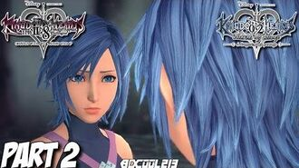 KINGDOM HEARTS HD 2.8 GAMEPLAY WALKTHROUGH PART 2 THE WORLD WITHIN - 0.2 BBS A FRAGMENTARY PASSAGE