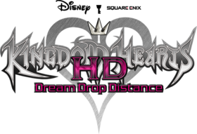 Kingdom Hearts Dream Drop Distance HD logo
