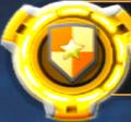 Médaille Gummi KH2 13
