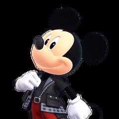 Nueva vestimenta del Rey Mickey