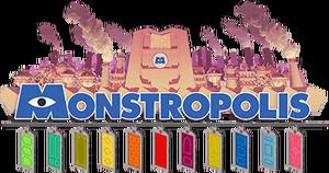 Monstropolis Logo KHIII