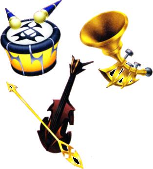 Instruments (Symphony Master) KHBBSFM