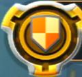 Médaille Gummi KH2 12