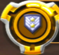 Médaille Gummi KH2 5