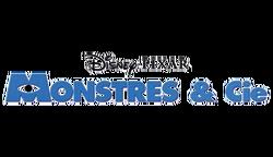 Monstres et Cie (Disney) Logo
