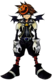 Sora- Halloween Form (Art) KH