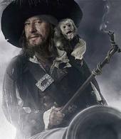 Capitán Barbossa (Disney)