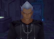 His Name is Ansem 01 KHII