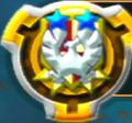 Médaille Gummi KH2 24