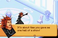 Axel curses