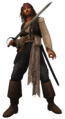 Jack Sparrow KHII