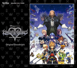 Kingdom Hearts HD 2.5 ReMIX Original Soundtrack Cover