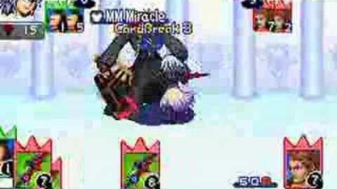 Kingdom Hearts Chain of Memories Riku vs Lexaeus