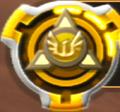 Médaille Gummi KH2 17