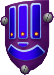 Adamant Shield KH