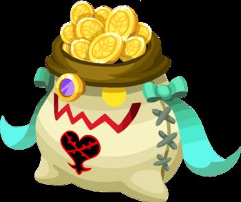 Bag O' Coins KHX