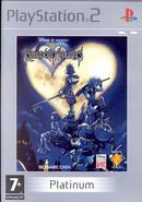 Kingdom Hearts Boxart (Platinum) EU