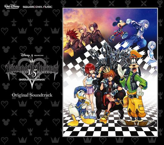Kingdom Hearts HD 1 5 ReMIX Original Soundtrack | Kingdom