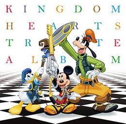 Kingdom Hearts Tribute Album (Cover)